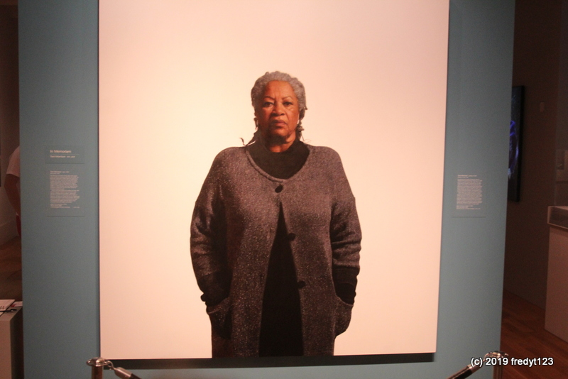 National Portrait Galley - Toni Morrison