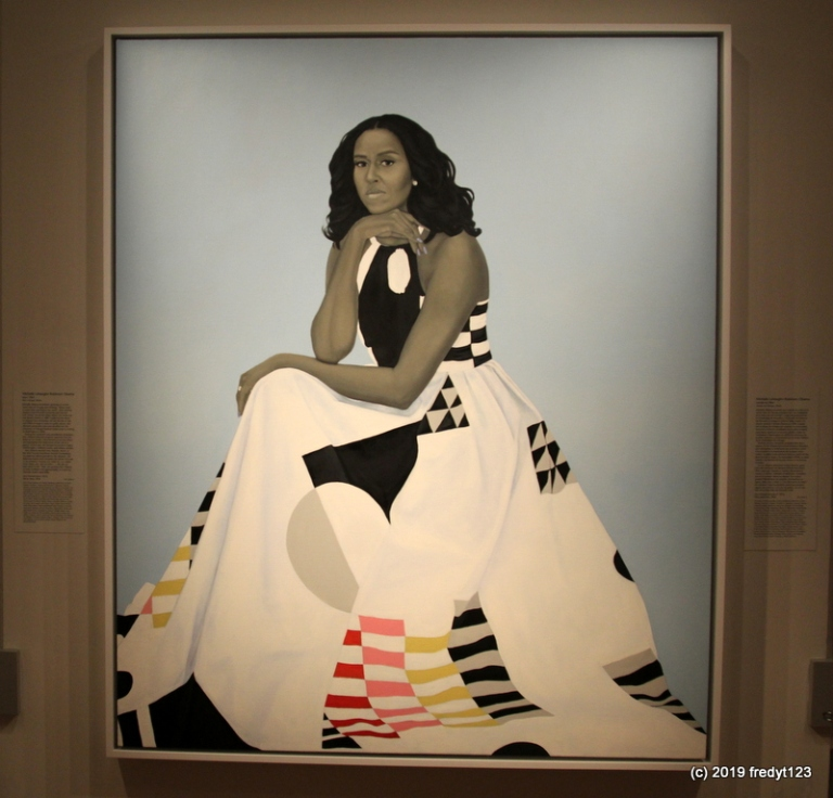 National Portrait Galley - Michelle Obama