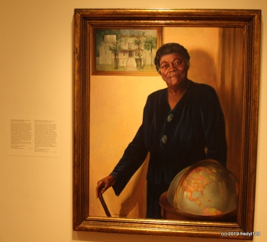 National Portrait Galley - Mary McLeod Bethune