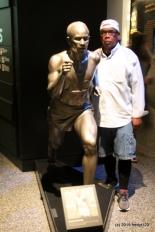 Willie with Jesse Owens