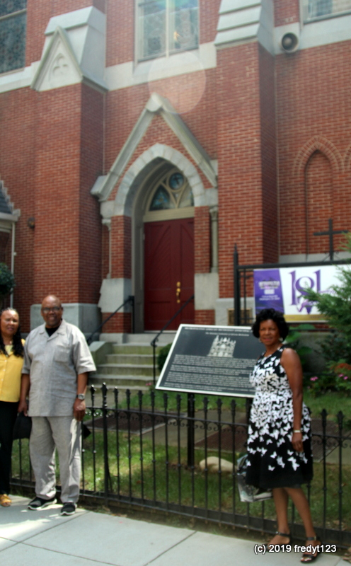 Historic Metropolitan AME Church