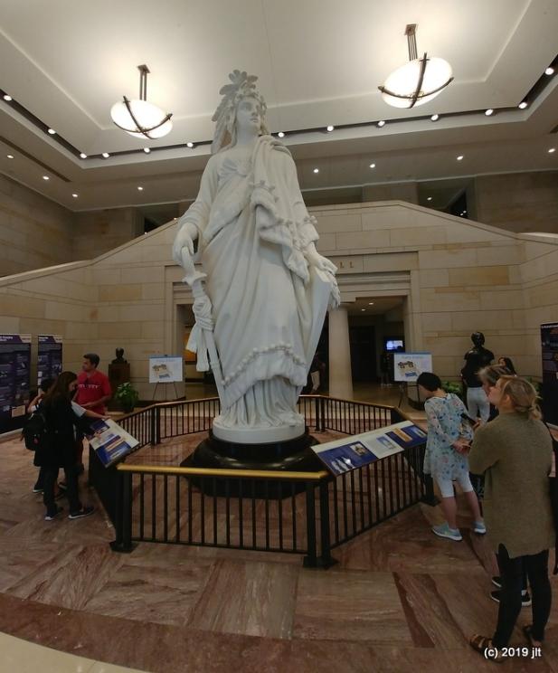 U.S. Capitol - Lady Liberty