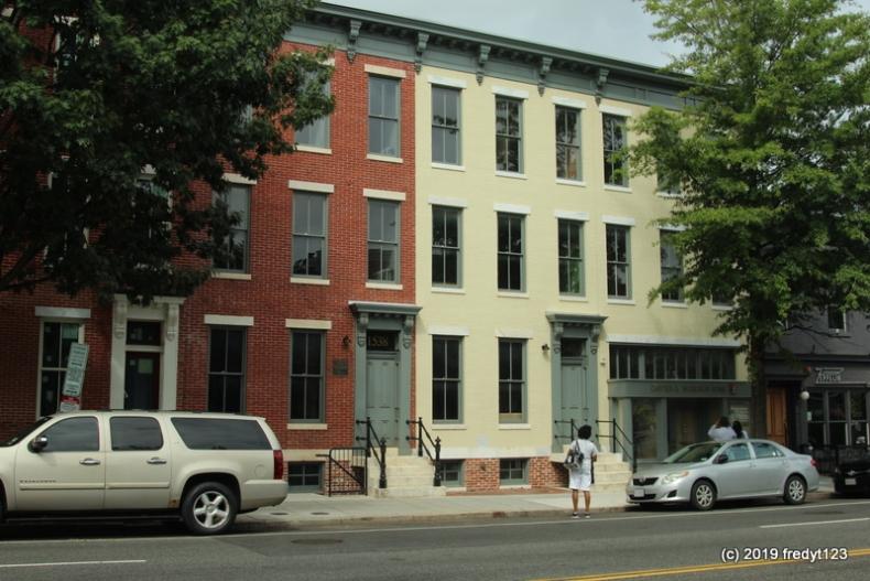 Carter G. Woodson residence