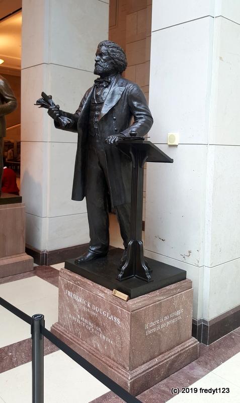 U.S. Capitol - Frederick Douglas