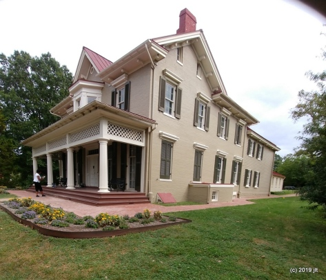 Cedar Hill - Frederick Douglass mansion