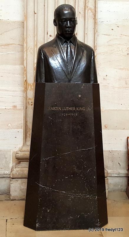 U.S. Capitol - Dr. Martin Luther King, Jr.