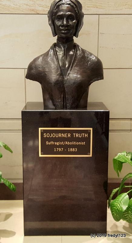 U.S. Capitol - Sojourner Truth