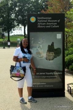 NMAAHC - Judith by LeBron poster