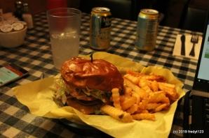 Tollhouse Market - Burger & Fries