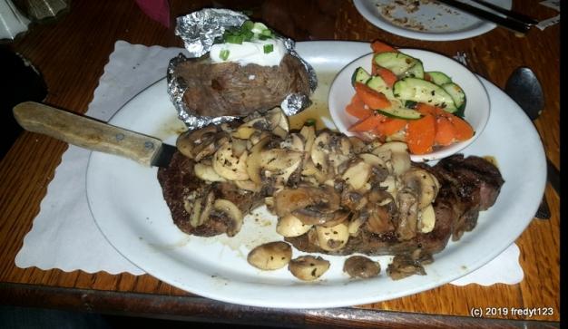 Sonora - Gus' Steak House - Ribeye
