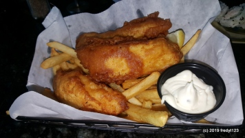 Sonora - Intake Grill - Fish & Chips