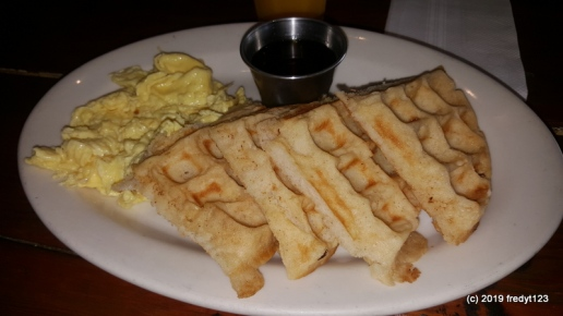 Watts Coffee House Waffles & Eggs