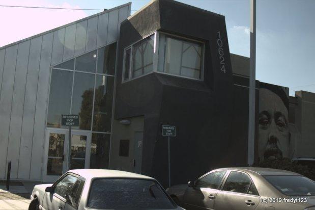 Charles Mingus building