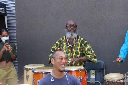 Drummer's ensemble